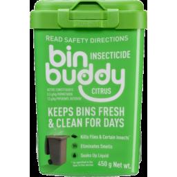 Photo of Bin Buddy Citrus Zing Bin Fresheners 450g