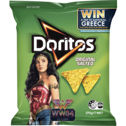 Photo of Doritos Corn Chips Original Salted 170g
