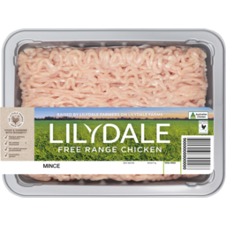Photo of Lilydale Free Range Chicken Breast Mince 500g