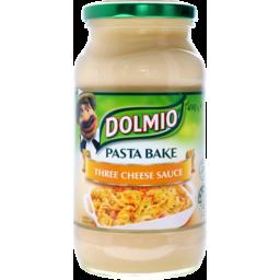 Photo of Dolmio Pasta Bake Three Cheese Sauce 490g