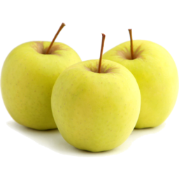 Photo of Apples Golden Delicious Large
