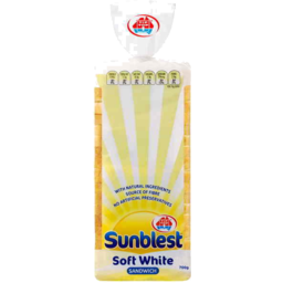 Photo of Tip Top Sunblest White Sandwich 700gm