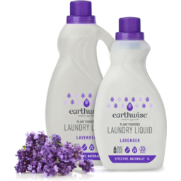 Photo of Earthwise - Laundry Liquid Lavender