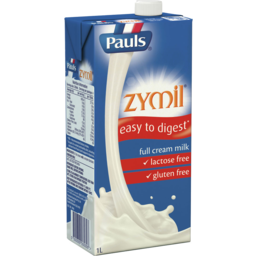Photo of Pauls Zymil Easy To Digest Full Fat Milk Long Life 1L