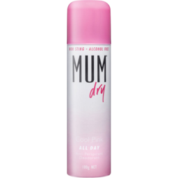Photo of Mum Dry Cool Pink All Day Anti-Perspirant Deodorant 100gm