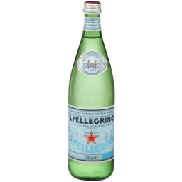 Photo of San Pellegrino Sparkling Natural Mineral Water 750ml