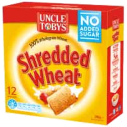 Photo of U/T Shredded Wheat 270gm