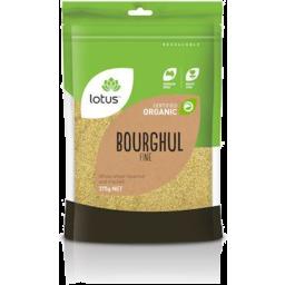 Photo of Lotus Grain - Bourghal (Coarse)