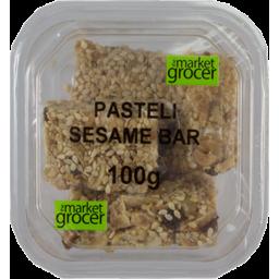 Photo of The Market Grocer Pasteli Sesame Bar 200g