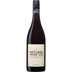 Photo of Natural Wine Co. Pinot Noir 750ml