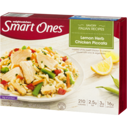 Photo of Weight Watchers Smart Ones Classic Favorites Lemon Herb Chicken Piccata