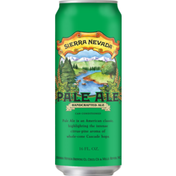 Photo of Sierra Nevada Pale Ale Cans
