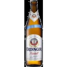 Photo of Erdinger Kristall Beer 500ml