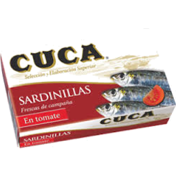 Photo of Cuca Sardines In Tomato Sauce 120g