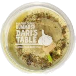 Photo of Dari Hummus Roasted Garlic 200g