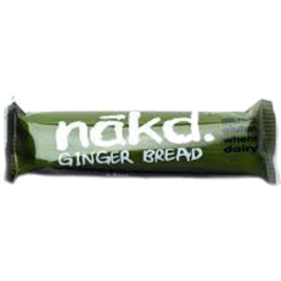 Photo of Nakd Gluten Free Ginger Bread Bar 35g
