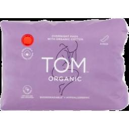 Photo of TOM ORGANIC Pads - Overnight