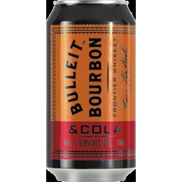 Photo of Bulleit Bourbon & Cola 6% Can