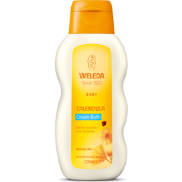 Photo of Calendula Cream Bath 200ml
