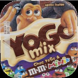 Photo of Yogo Mix Mini M&Ms