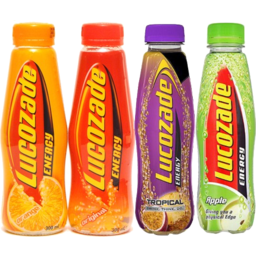 Photo of Lucozade Assorted Drink