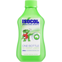 Photo of Isocol Rubbing Alcohol Antiseptic 345ml