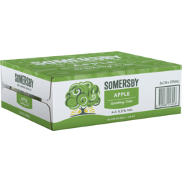 Photo of Somersby Apple Cider Can 375ml 30 Pack