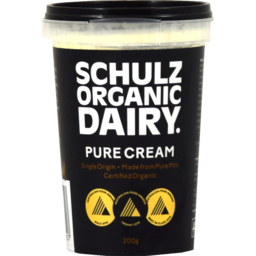 Photo of Schulz Organic Cream 200ml