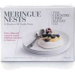 Photo of The Country Chef Meringue Nest 100gm