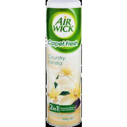 Photo of Air Wick 2 In 1 Vanilla Carpet Fresh 500g