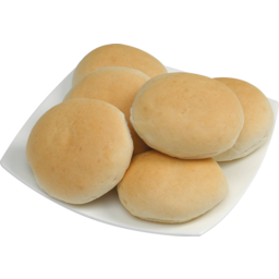 Photo of Buns Plain 6 Pack