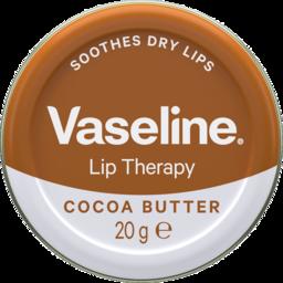 Photo of Vaseline Petroleum Jelly Cocoa 20g