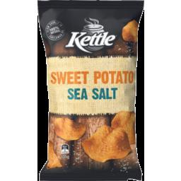 Photo of Kettle Chips Sweet Potato & Sea Salt 135gm