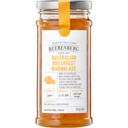 Photo of Beerenberg Australian Breakfast Marmalade 300g