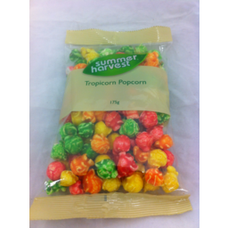 Photo of Summer Harvest Tropical Popcorn 175g