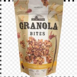 Photo of East Bali Granola Bites Coconut Banana 150gm
