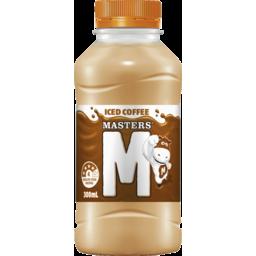 Photo of Masters Iced Coffee 300ml Btl (6)