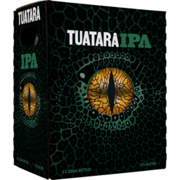 Photo of Tuatara IPA 330ml Bottles 6 pack