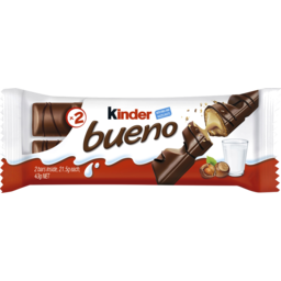 Photo of Kinder Bueno Hazelnut 43g Bueno