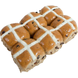 Photo of Hot Cross Buns 6pack