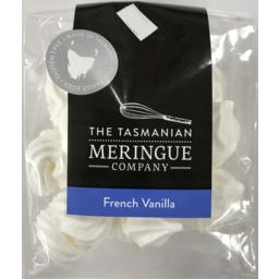 Photo of The Tasmanian Meringue Company French Vanilla 50gm