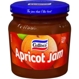 Photo of Cottee's Jam Apricot 250g