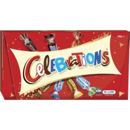 Photo of Mars Celebrations Table Box 300gm