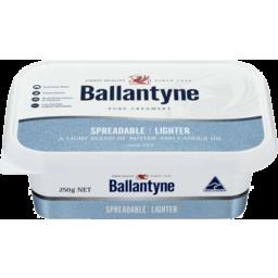 Photo of Ballantyne Spreadable Lighter 250gm