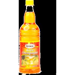 Photo of Grace Kola Champagne Syrup