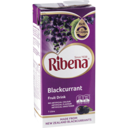 Photo of Ribena Fruit Drink Blackcurrant 1lt