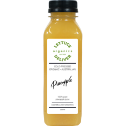 Photo of Lettuce Deliver  Juice – Pineapple (Cold Pressed)