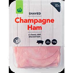 Photo of WW Shaved Ham 200g