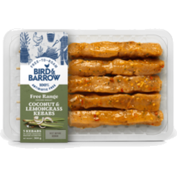 Photo of Bird & Barrow Naked Kebabs 250g