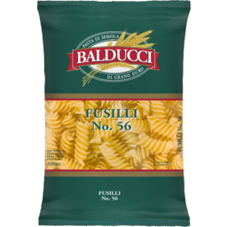 Photo of Balducci Fusilli No.56 500g